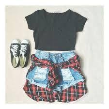 Resultado de imagen para conjuntos de ropa para adolescentes tumblr