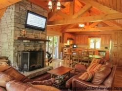 Early Winter Cabin Rentals | Boone, NC | Book Online