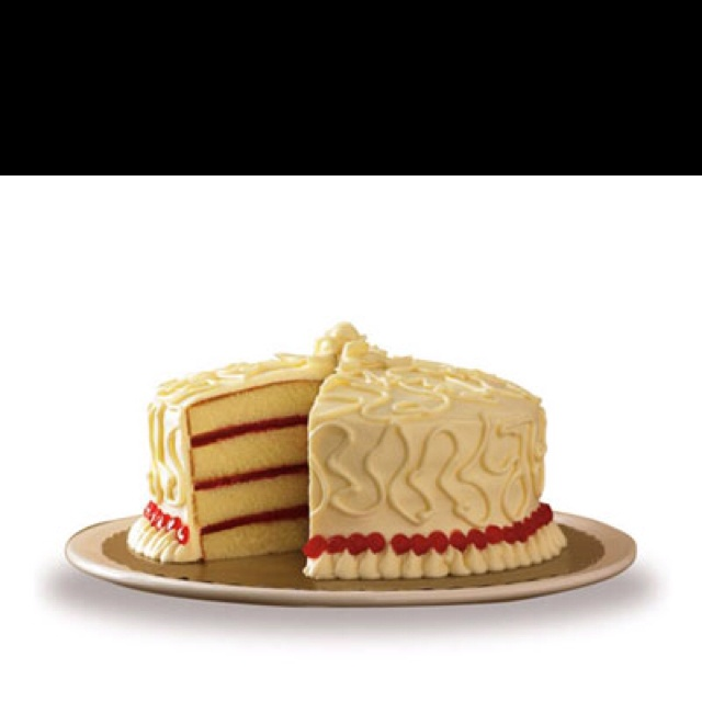 Publix Cream Cake