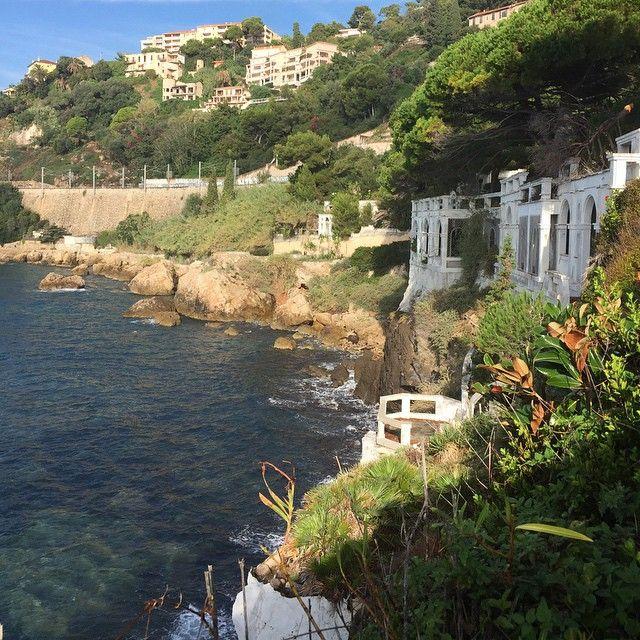 #Fontvieille Пятничное ленивое утро☺️ by maruska39 from #Montecarlo #Monaco