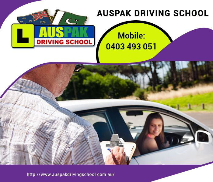 At Auspak Driving School, we are engaged in making the learning driving experience as rewarding as it could be for all. We are a premier driving school in Melbourne that can also make arrangements for an expert female driving instructor in Melbourne in case you have a comfort issue. This is a testament to the fact that we really want to make the learning driving experience comfortable, safe and satisfying for you. Speak to us now!