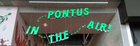 Flight #2605 destination: Pontus