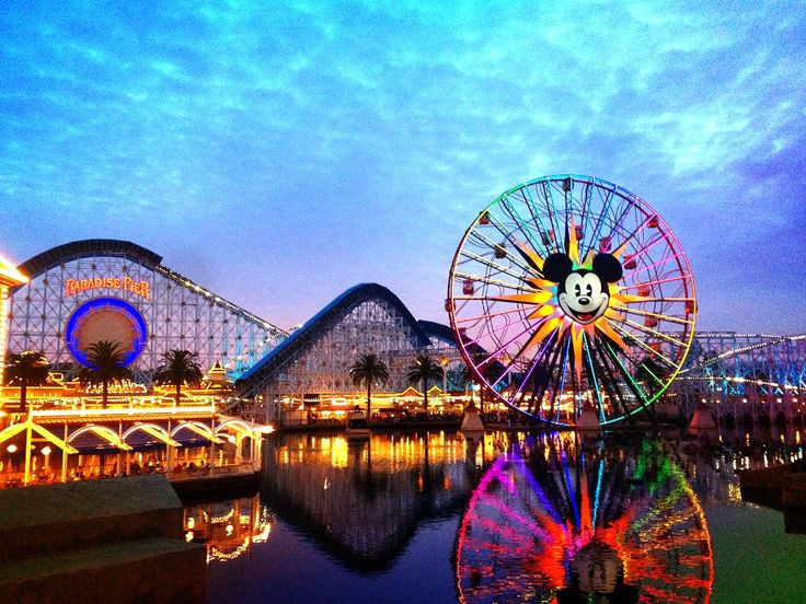 A 45 minute drive from downtown Los Angeles, Walt Disney's very first park is a retro fantasia.  Concierge tip: Head to fan favorites first - like the Haunted Mansion and Peter Pan's Flight, lines are shorter first thing in the morning.