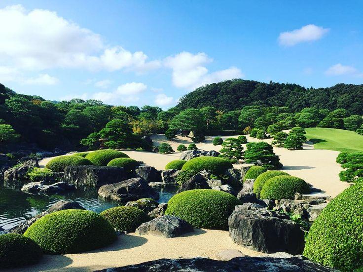 日本一の庭。#garden #gree