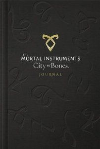 The Mortal Instruments: City of Bones Journal Movie Tie-in: This has not yet been released. Pre-order only.  $9.61 USD