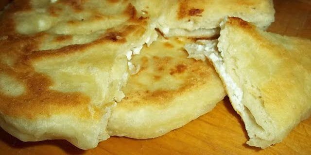 Τα πιό νόστιμα και εύκολα τηγανόψωμα! Το πιό γευστικό σνάκ γιά όλες τις ώρες