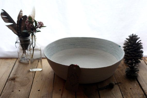 Largest Bowl by FloraFaunaCollective on Etsy