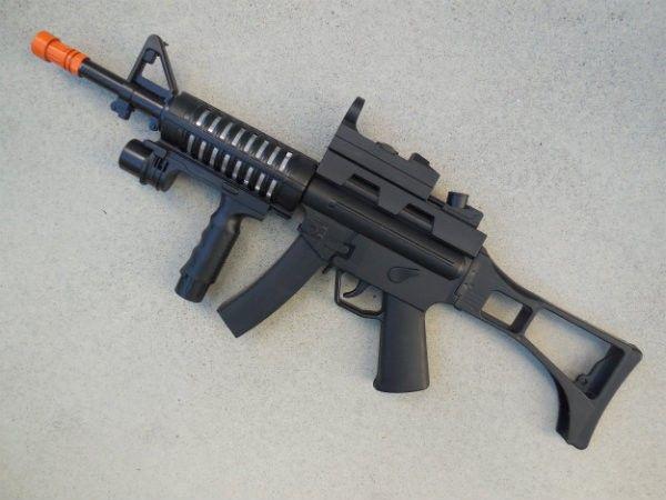 m5 machine gun - photo #24