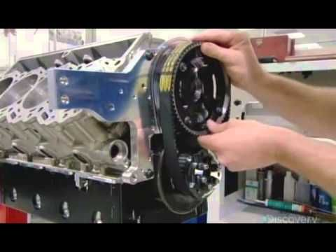 How its made - NASCAR Engines