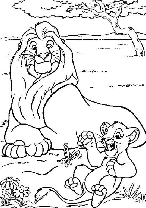 lion king colouring pages pix pinterest 39 s face worksheets for preschool lion best free. Black Bedroom Furniture Sets. Home Design Ideas