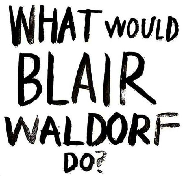 Mädchen Fotos, Blair Waldorf, Gossip Girls, Inspirierende Zitate,  Bilderrahmen Projekte, Lebensmotto