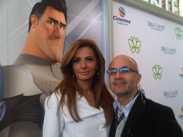 Con Cecilia Galiano