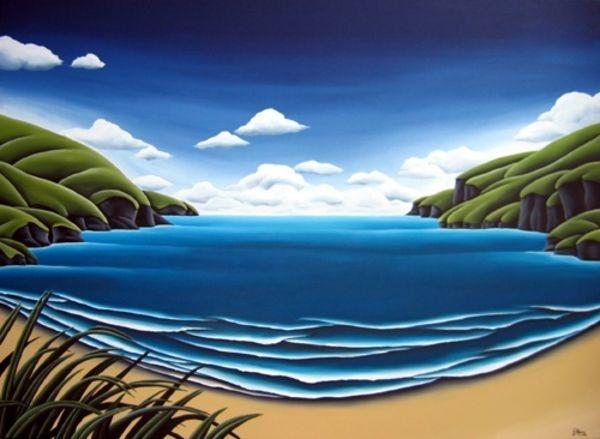 Mid Summer II by Diana Adams
