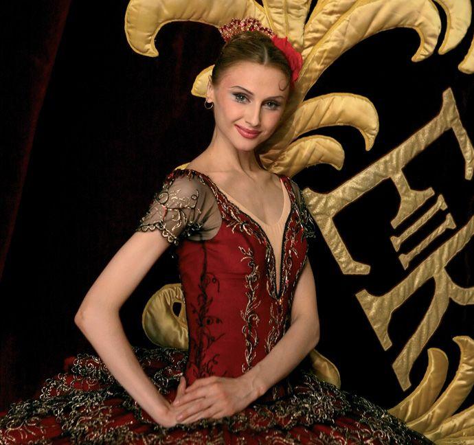 45 ZAHAROVA 1 Светлана Захарова: лучшая из лучших