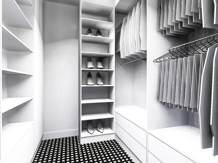 Apartment Interior Design / projekt mieszkania mokotów architekt wnętrz siedlce warszawa Dmowska Design architekt Patrycja Dmowska