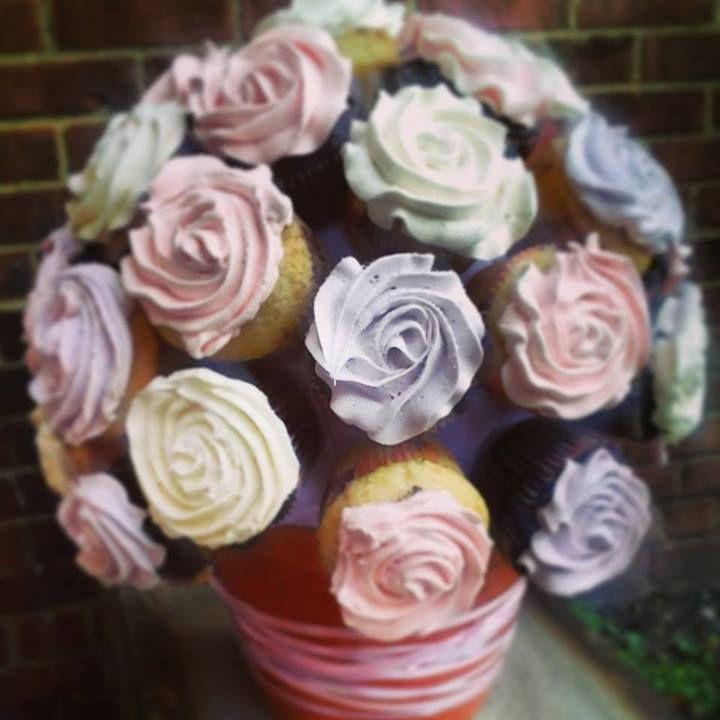 Cupcake Bouquet!!