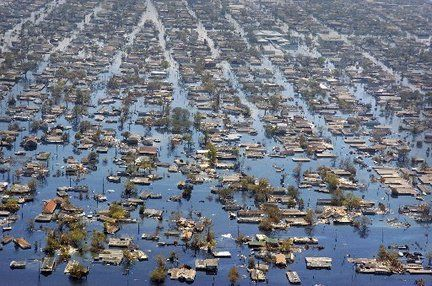 New Orleans Flooding!