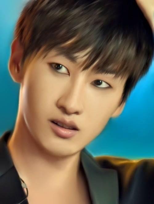 Eunhyuk fan art ^^