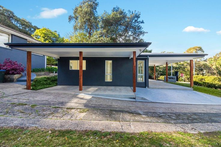 Modern small beach home by Avalon Granny Flats