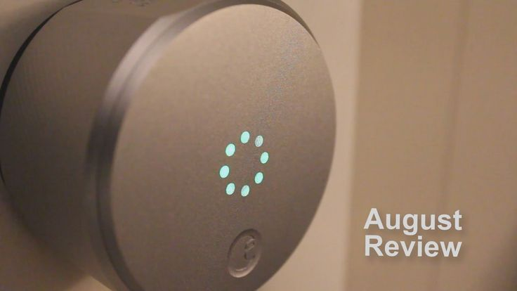August Smart Lock Unboxing & Review