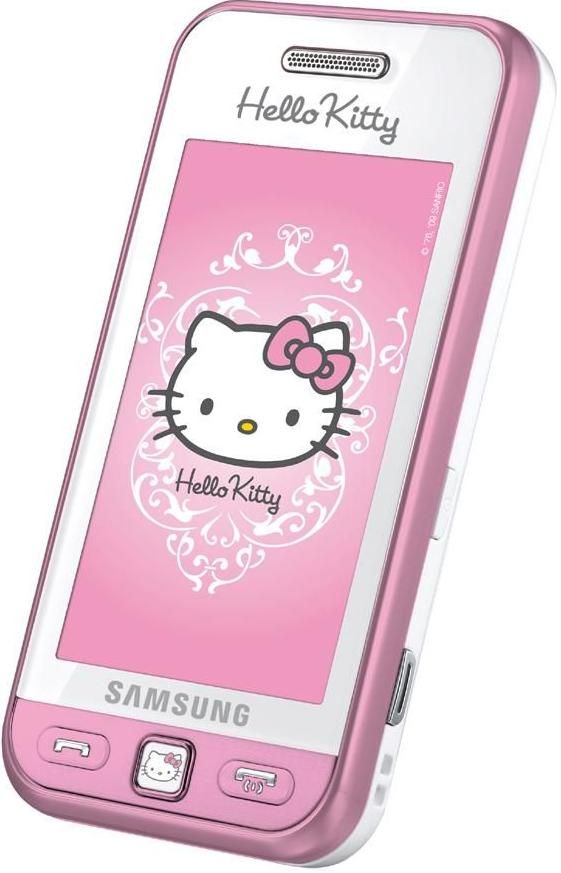 Other Hello Kitty Phones Jesse Pinkman Of 'Breaking Bad' Should Consider