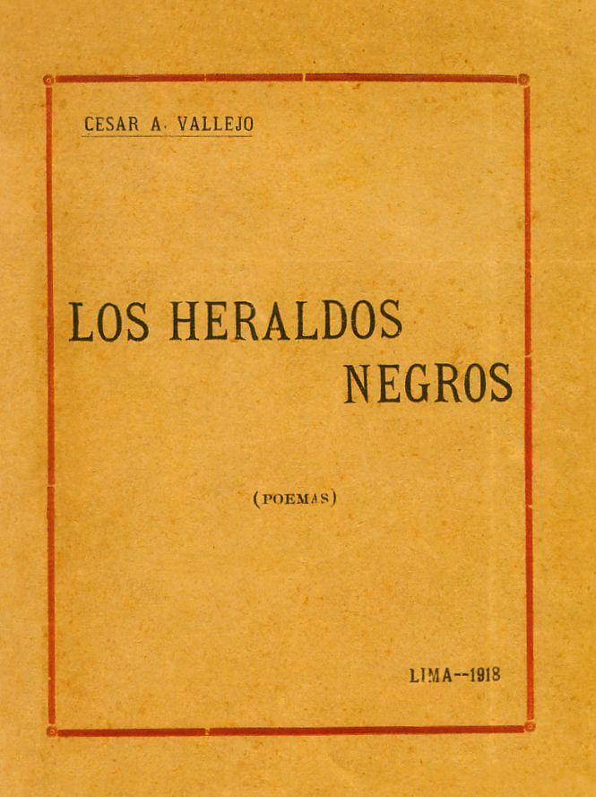 Los heraldos negros - Wikipedia, la enciclopedia libre