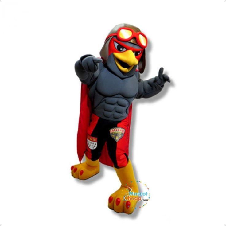 College falcon mascot costume mascot costumes mascot