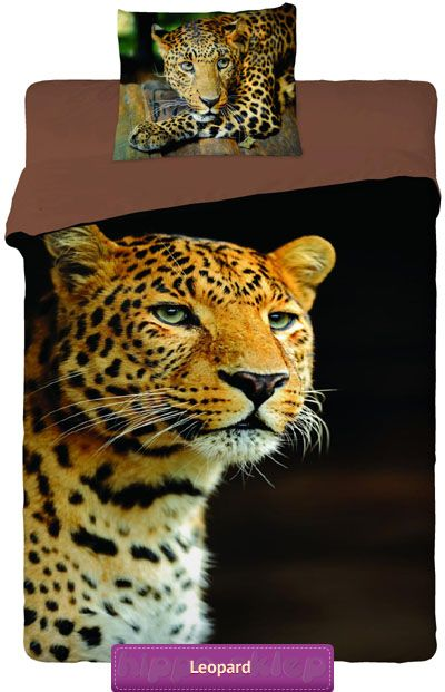 Bed linen Panthera