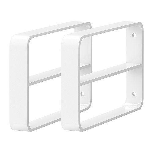 Charming LILLÅNGEN Wall Bracket IKEA $15 9 7/8 Depth For Mounting Under Wll Mount  Sink. Gotta Love Ikea Baby | Stuff For Sarah | Pinterest | Wall Brackets,  ...