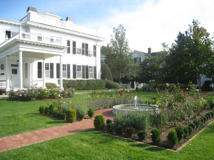 Dr Daniel Fisher House Marthas Vineyard Island Ma