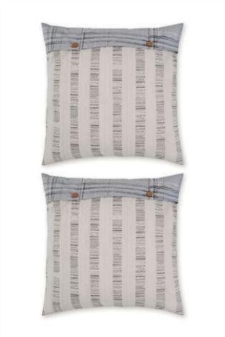 Buy 2 Pack Skandi Natural Bed Set from the Next UK online shop