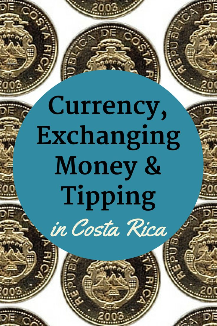 Answers to the most commonly asked questions about money when traveling to Costa…