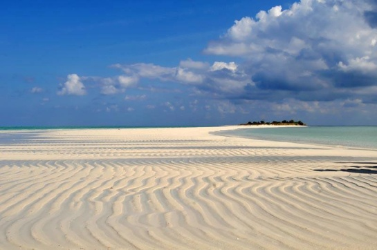 Pristine White Sandy Beach of Gili Island.. girls we are for sure going to the gili islands