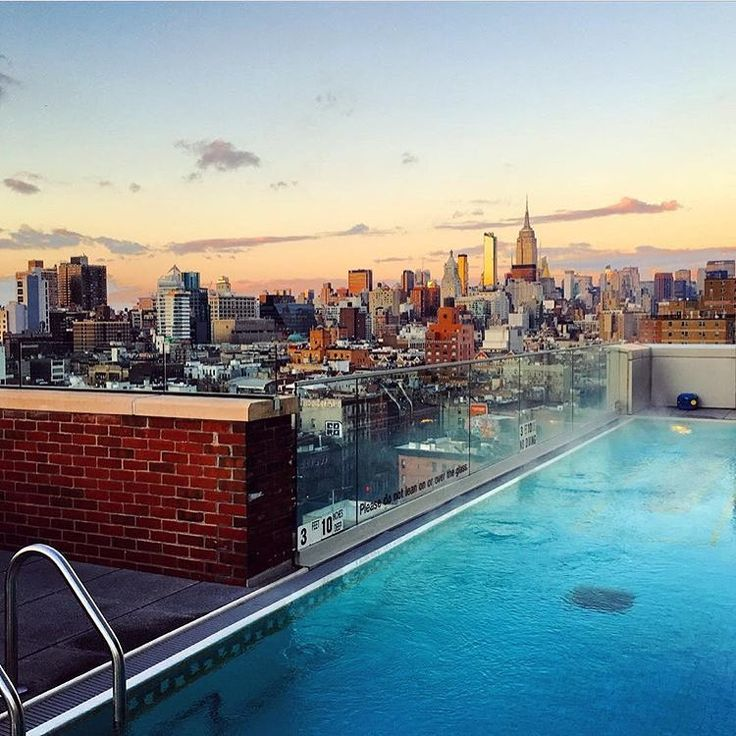 It's everyone's favorite time of year! Drinking on roofs season! Here are 9 rooftop bars you've gotta check out this spring.
