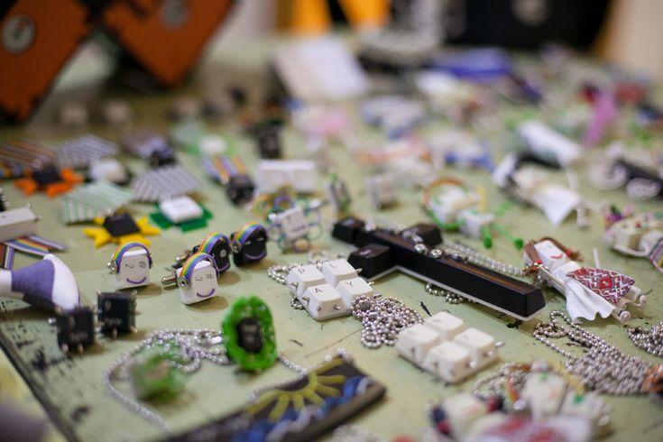 Alin Teglas// Noaptea albă a creatorilor şi designerilor de produs în imagini   Revista Atelierul
