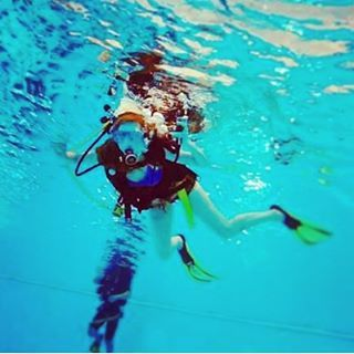 When you are about to explore the underwater treasures! #Scuba #Diving #VarietyCruises Photo credits: @laura_alien_princess