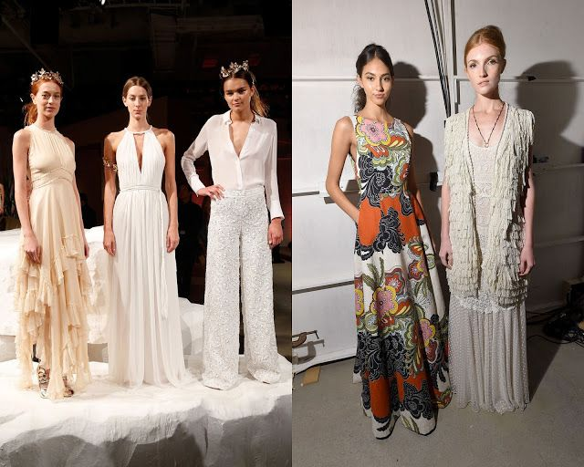 Stacey Bendet #ss16 Alicia+Olivia #ohthisstyle #nyfw  http://www.ohthisstyle.com