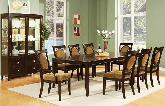 Red Dining Rooms Collection Entrancing Decorating Inspiration