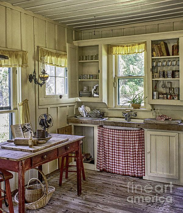 Old Country Kitchen Cabinets: 1711 Best Antique Decorating Images On Pinterest