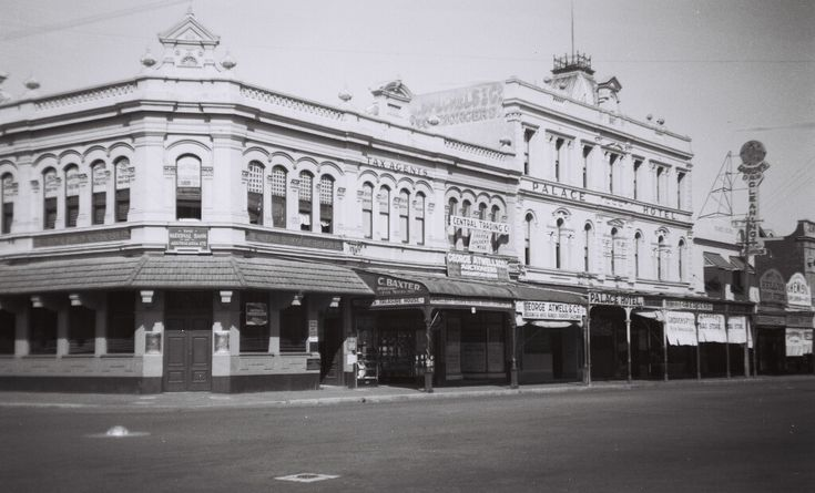1946: The Central Trading Co was established in the main street of Rockhampton.
