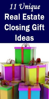 Stumped for a good real estate closing gift for your clients? Check out these 11 unique ideas that are sure to impress and not break the bank!