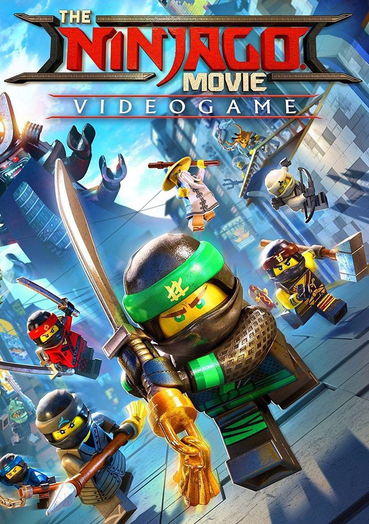The Lego Ninjago Movie Videogame Poster Lego Ninjago Movie Lego Ninjago Video Game Posters