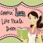 cooking lean like paula dean. she takes paula's recipes and makes them healthier