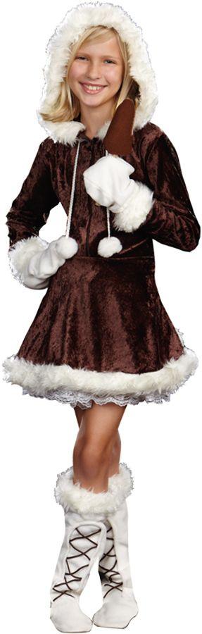 Nice Costumes Eskimo Cutie Pie Child Costume just added...