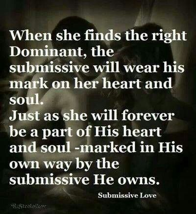 Bdsm love relationship quotes