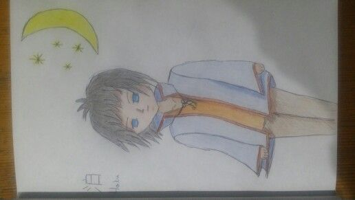 This is Haku from my imaginations