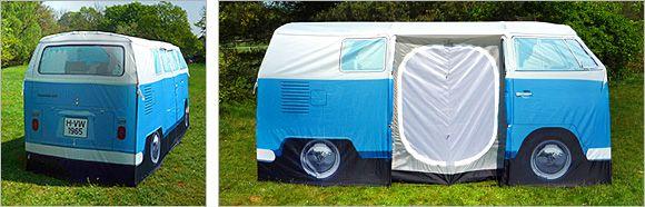 vw tent. ma è bellissima!!!non ho mai dormito in una tenda così ficherrima. e tu @Mauro Faccenda?