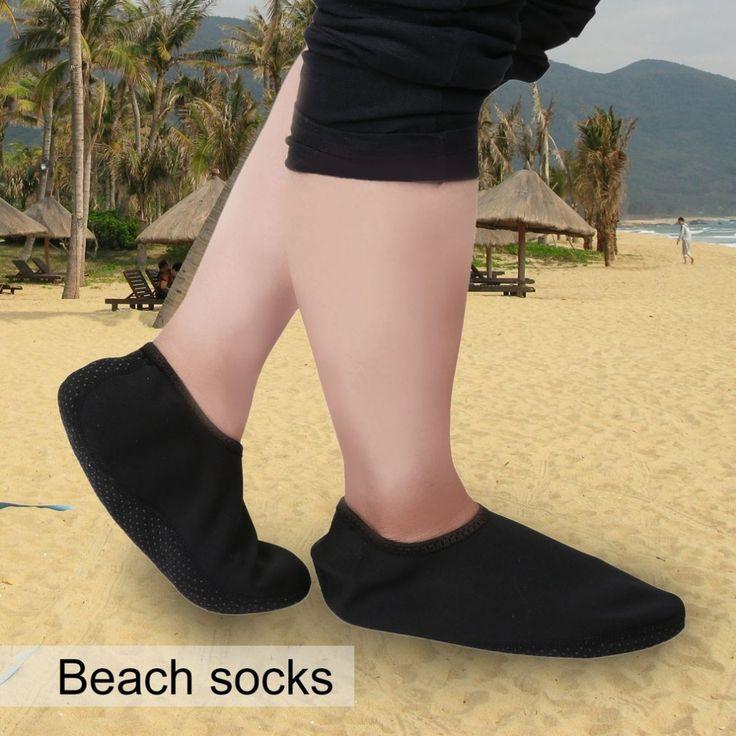 Unisex SBR Fabric Waterproof Sports Socks Water Shoes Beach Pool Dance Swim Surf Shoes Snorkeling Diving Swimming Socks New Hot #Affiliate