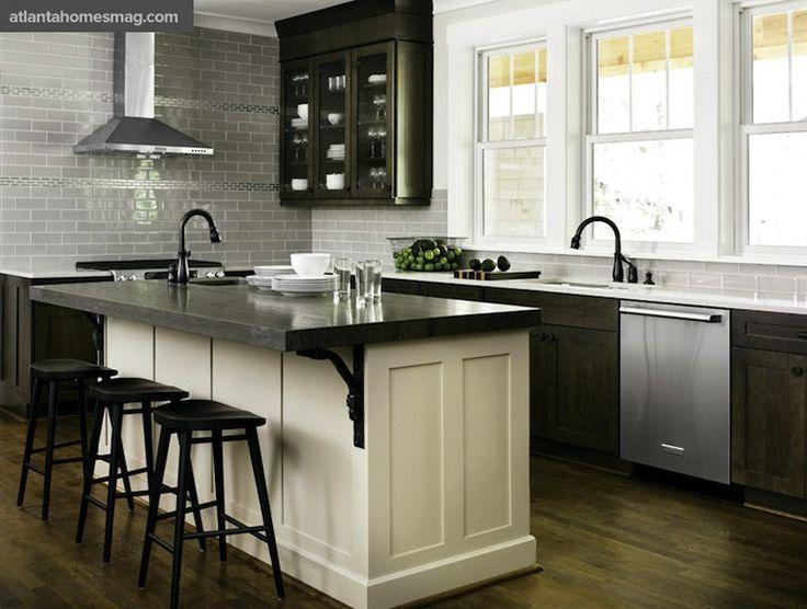 Source: Atlanta Homes U0026 Lifestyles Room U0026 Board Design Team   Contemporary  Kitchen Design With