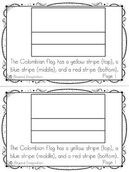 Colombia Country Study | 48 Pages for Differentiated Learn